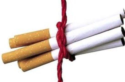 Article : les méfaits du tabac