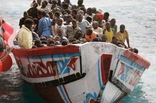 Article : Immigration clandestine : pourquoi je veux aller en mer