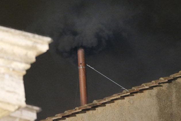 Pas de fumée noire ce soir