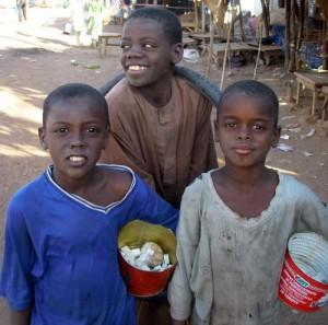 mendiants du Sénégal